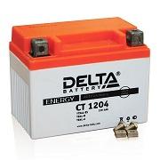 Аккумулятор DELTA AGM 4 А/ч СТ 1204