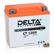 Аккумулятор DELTA AGM 5 А/ч СТ 1205