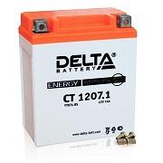 Аккумулятор DELTA AGM 7 А/ч СТ 1207.1 LBS