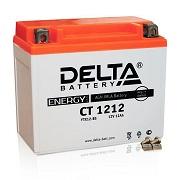 Аккумулятор DELTA AGM 12 А/ч СТ 1212 LBS