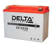 Аккумулятор DELTA AGM 18 А/ч СТ 1218