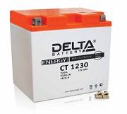 Аккумулятор DELTA AGM 30 А/ч СТ 1230