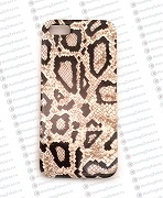 Чехол для IPhone 5/5S кожа змеи
