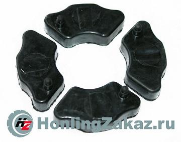 Демпферные резинки заднего колеса 139FMB (комплект)