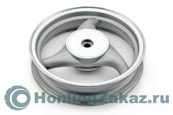 Диск колесный задний R12х3.5 19 шлицов 50сс (139QMB)