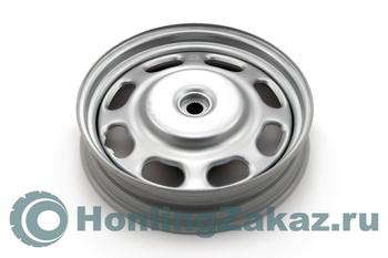 Диск колесный задний R10 50сс штампованный (139QMB)