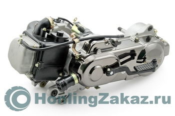 Двигатель в сборе 139QMB (R10) 62сс