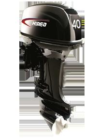 Лодочный моторHIDEAHD40FES-T(гидроподьем)