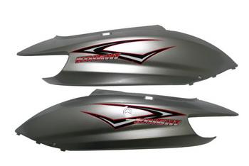 Облицовка ямы комплект (левая, правая) Honling Knight 150T-A