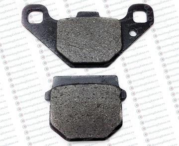 Колодки дискового тормоза  ATV-50-110 Dinli