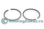 Кольца поршневые комплект (40мм) 50сс (1E40QMB) 2Т  Honling Best Quality