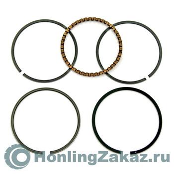 Кольца поршневые комплект (39 мм) 50сс (139QMB)