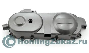 Крышка вариатора 50сс (139QMB) под короткий сектор (мотор R10)
