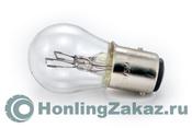 Лампа двухнитевая цокольная 12V 21/5w S25