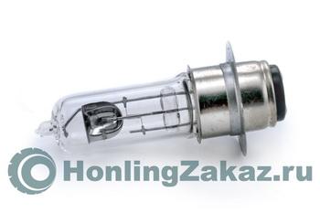 Лампа фары №2, 12V 35W P15D-25-1 (QT-7, QT-7D)