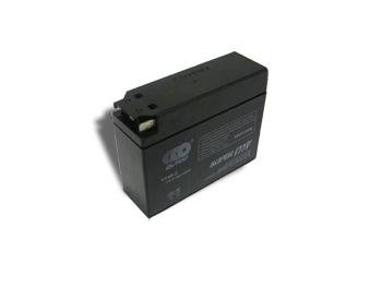 Аккумулятор OUTDO  Suzuki\\Yamaha GT4B-5-BS (YT4B-5) 2,3 ah   (114 х 38 х 86)