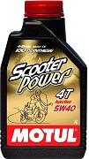 Масло MOTUL Scooter Power 4T 5w-40 (1л)