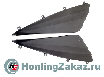 Облицовка ямы нижняя. комплект (левая, правая) Honling QT-12А