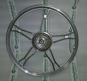 Диск колесный передний R17 литой 1,2 барабанный тормоз  (DELTA, ALPHA)