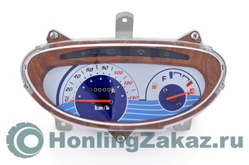Приборная панель Honling QT-9