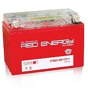 Аккумулятор Red Energy Gel 4А/ч 1204 (YB4L-B, YT4L-BS)