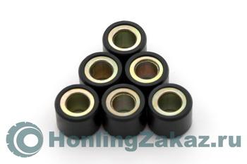 Ролики вариатора 18x14 12гр. 125cc, 150cc (152QMI, 157QMJ)