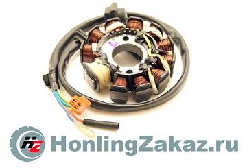 Статор генератора 125cc, 150cc 11-кат.(152QMI, 157QMJ) Honling Best Quality