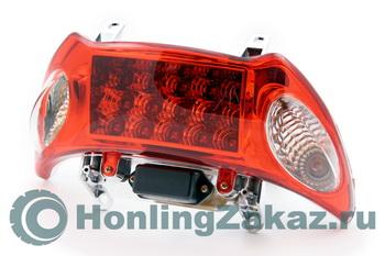 Стоп №3 Honling QT-6 светодиодный