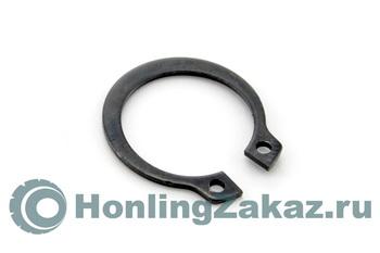 Стопорное кольцо 17мм вала сцепления и оси крепления двигателя 2т (1E40QMB)
