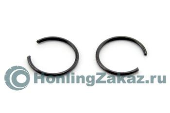 Стопорные кольца поршневого пальца 10мм 2т (1E40QMB)