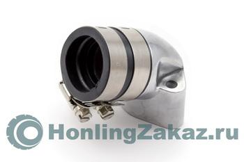 Впускной патрубок алюминиевый тюнинг(152QMI, 157QMJ) TW