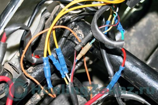 реле регулятор для скутера - Всемирная схемотехника.